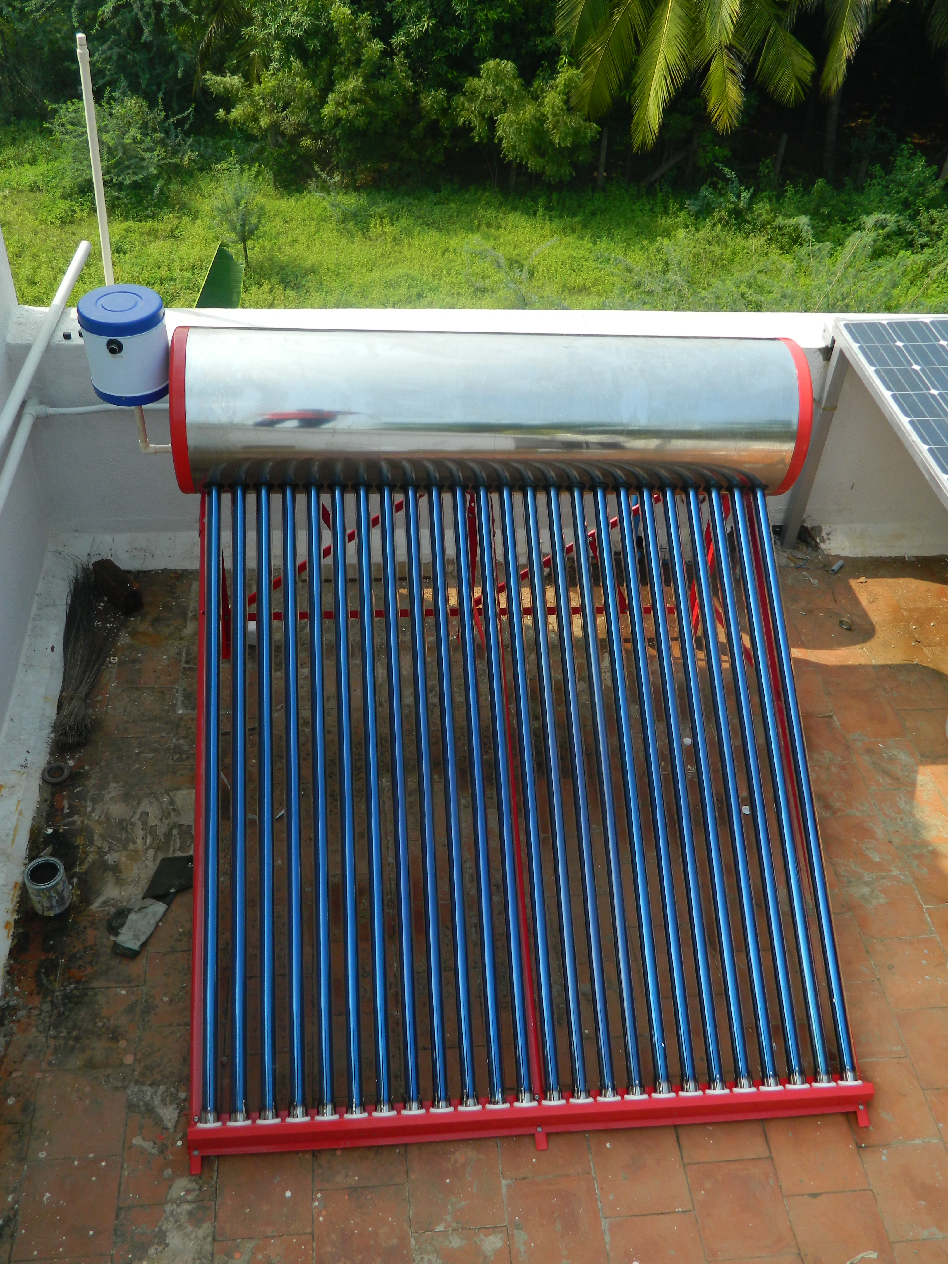 Solar Water Heater Non - Preserized