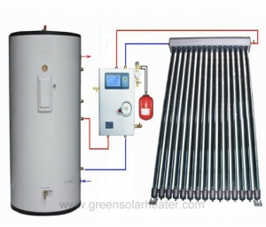 Solar Water Heater Preserized